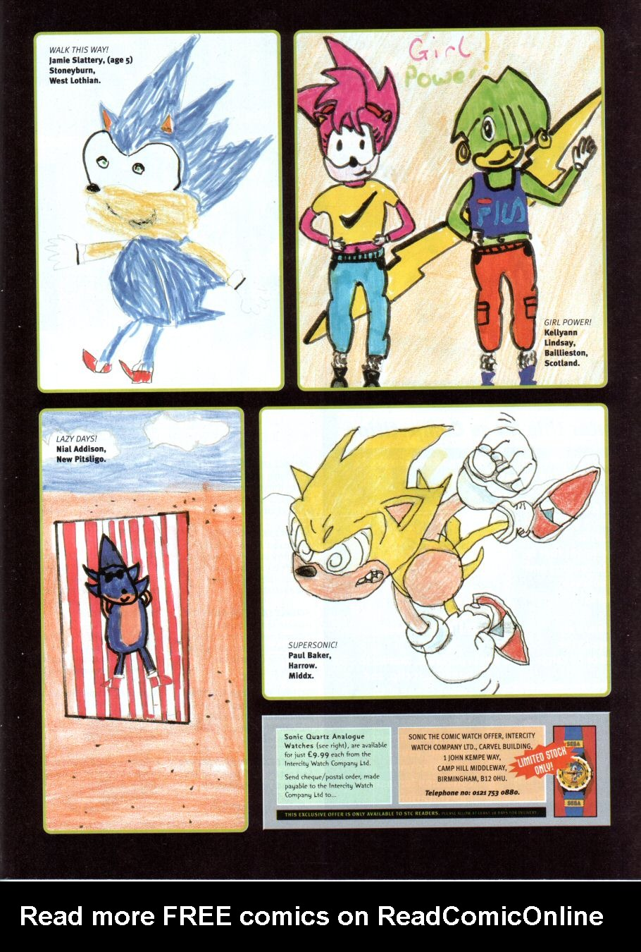 Read online Sonic the Comic comic -  Issue #168 - 10