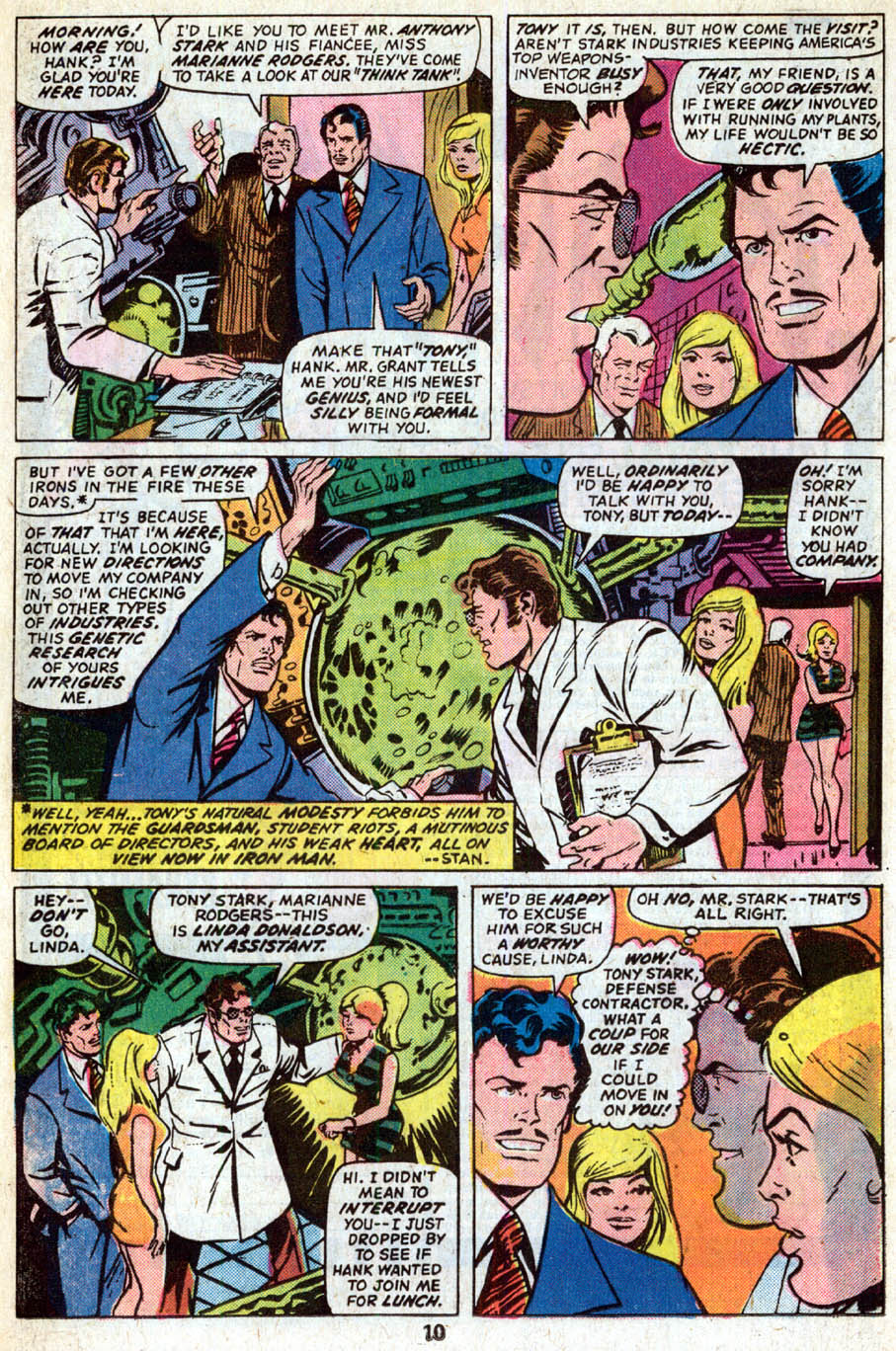 The Avengers (1963) 136 Page 6