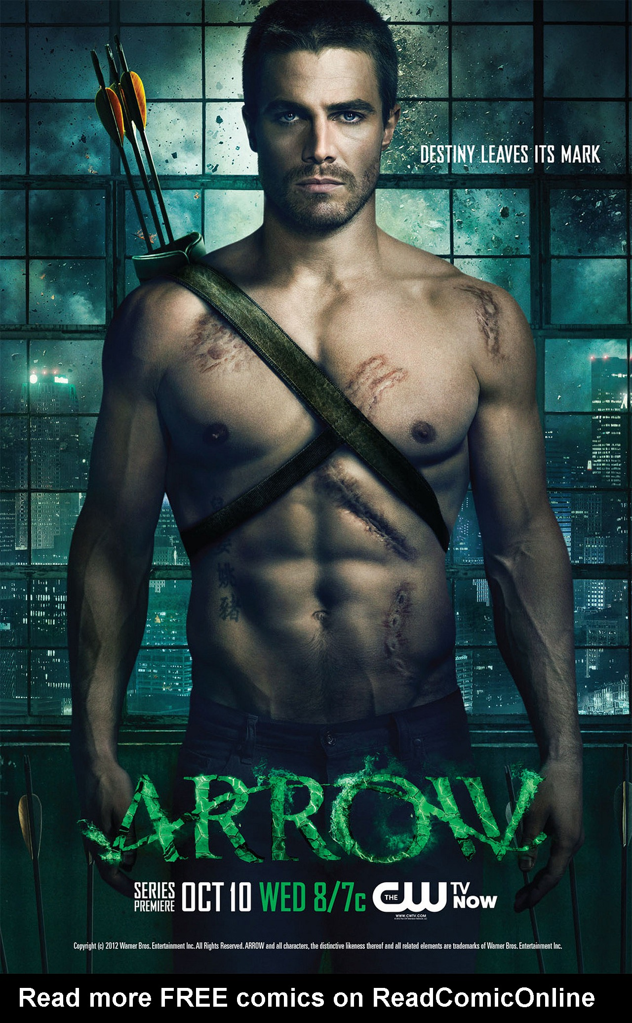Read online Arrow [II] comic -  Issue #2 - 24