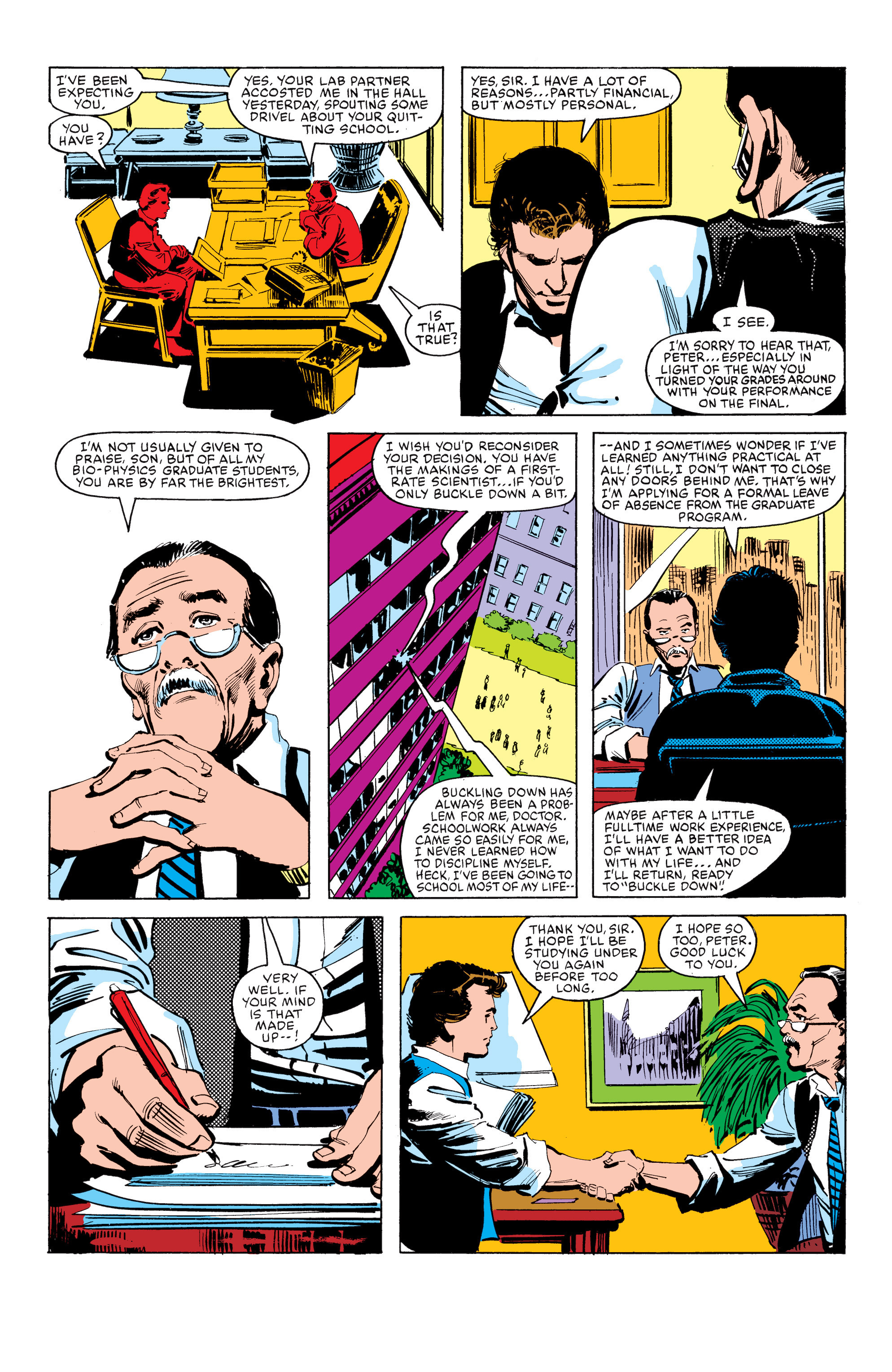 The Amazing Spider-Man (1963) 244 Page 4