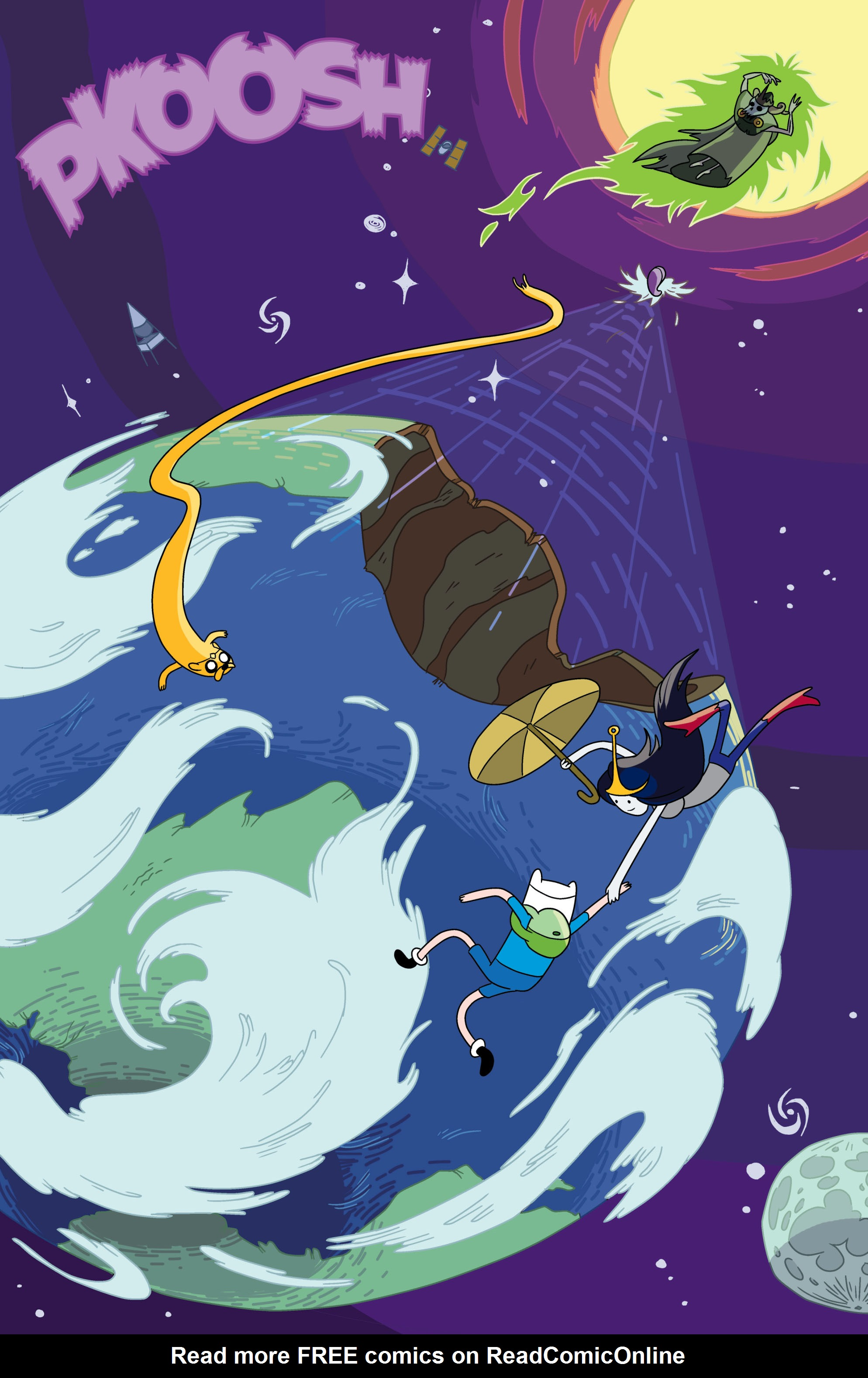 Read online Adventure Time comic -  Issue #3 - 20