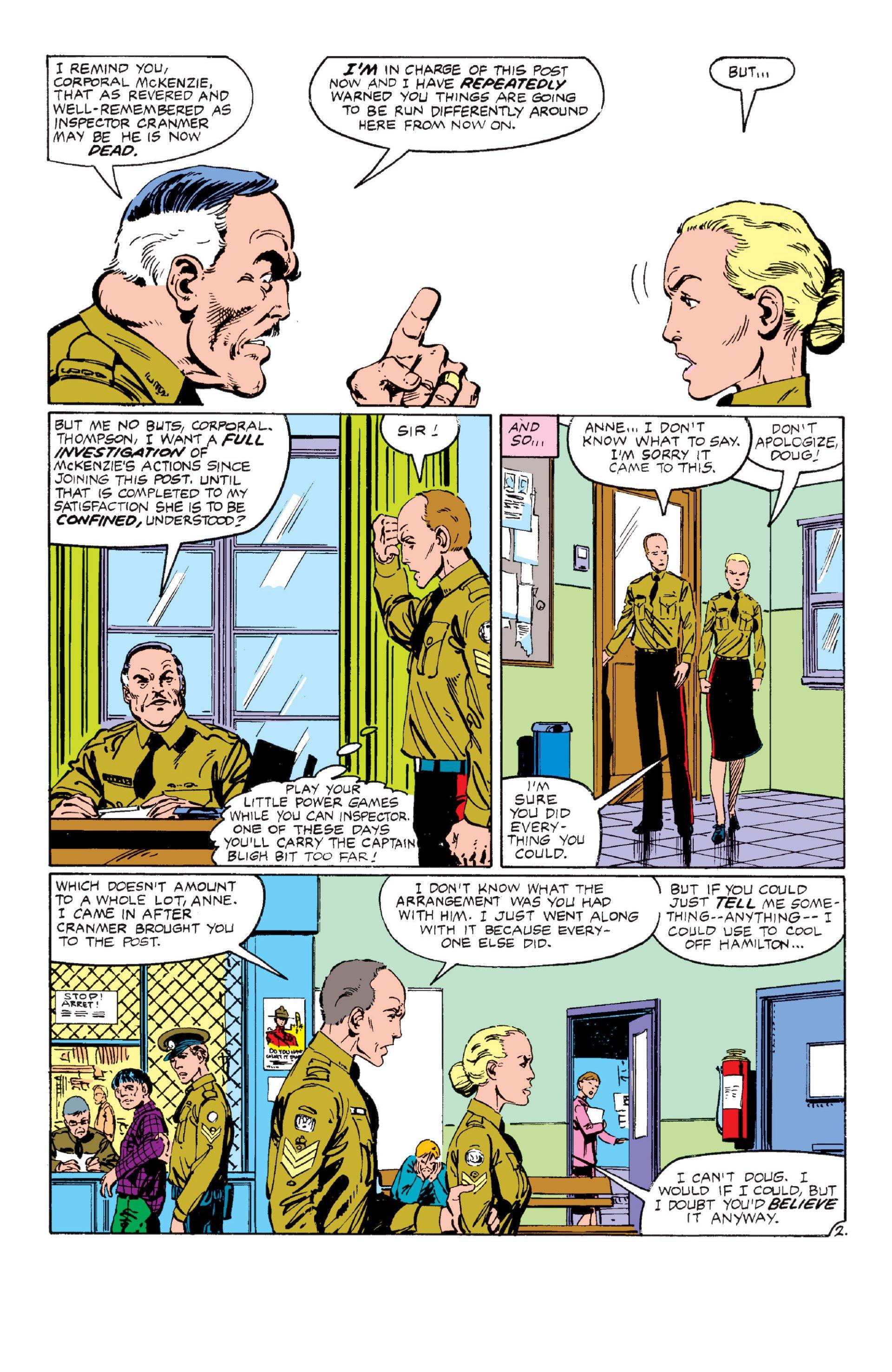Read online Alpha Flight (1983) comic -  Issue #6 - 3