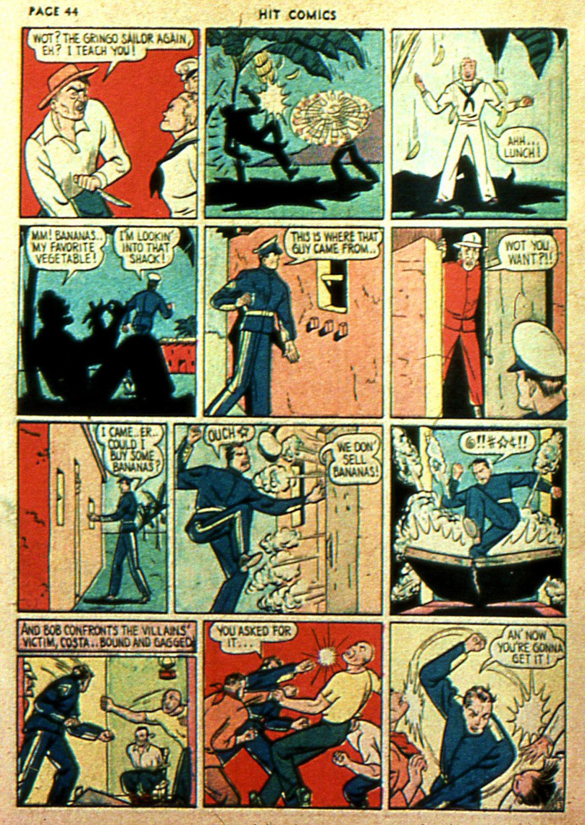 Read online Hit Comics comic -  Issue #2 - 46