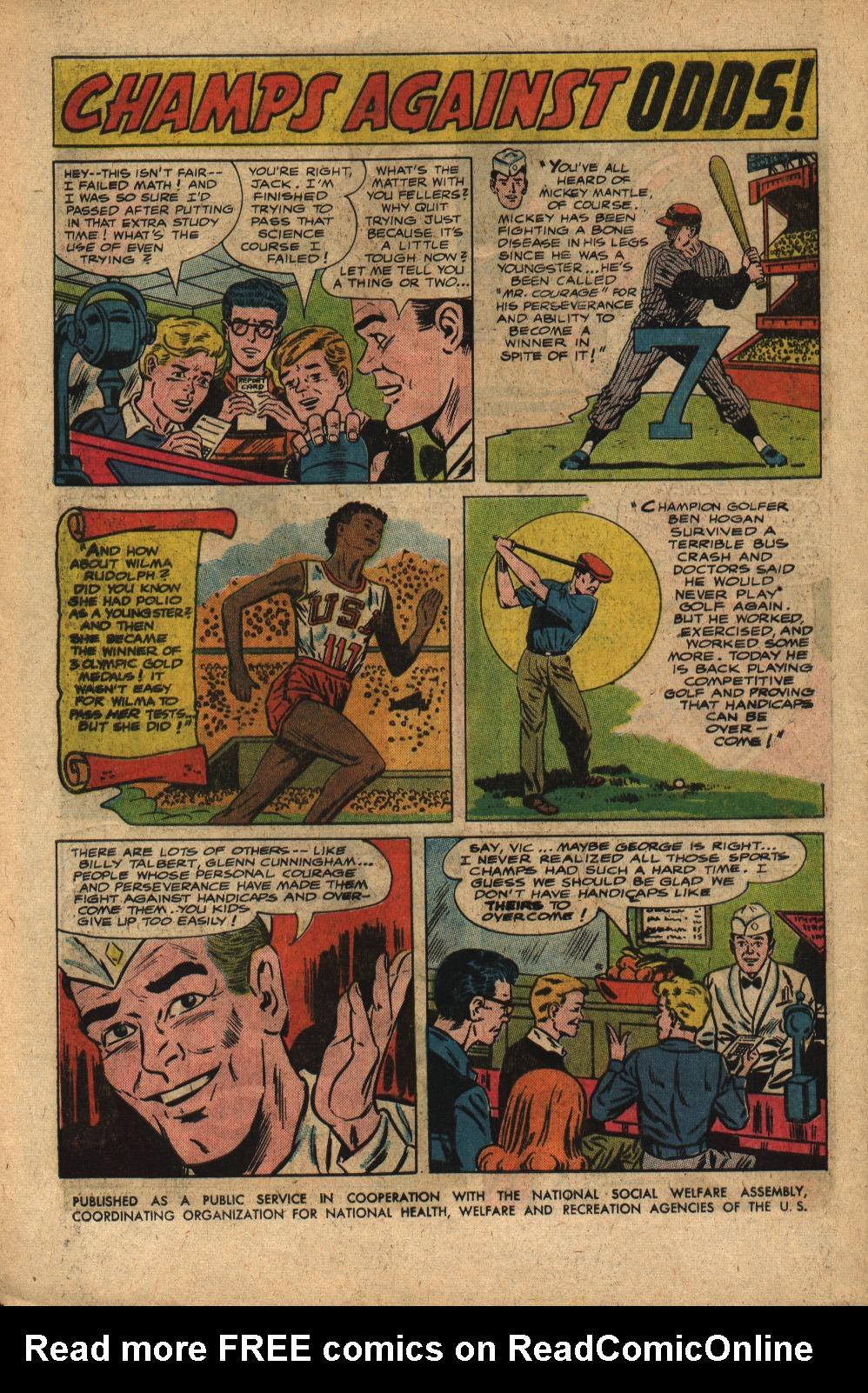 Read online Adventure Comics (1938) comic -  Issue #352 - 28