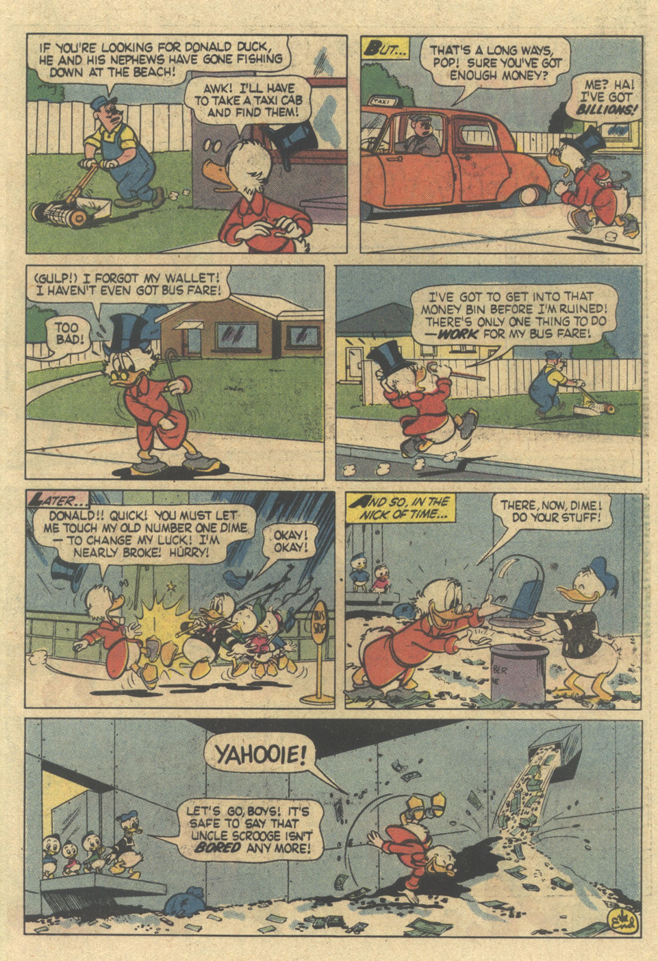 Read online Uncle Scrooge (1953) comic -  Issue #187 - 27