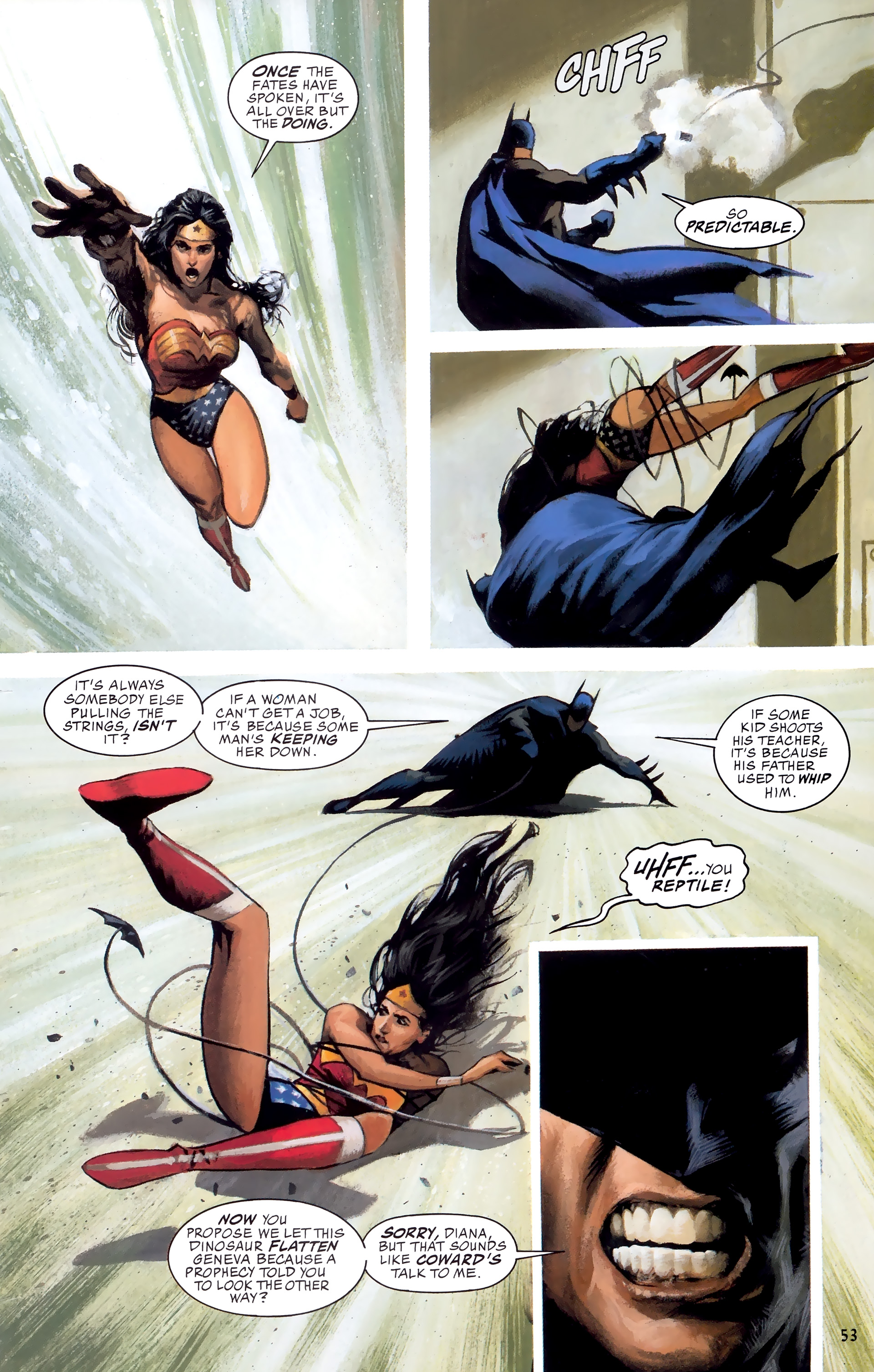 Read online JLA: A League of One comic -  Issue # Full - 60