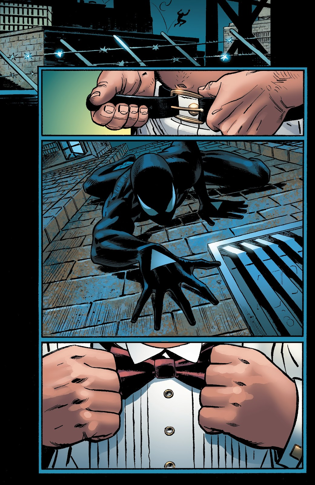 The Amazing Spider-Man by JMS Ultimate Collection issue TPB 5 (Part 4) - Page 1