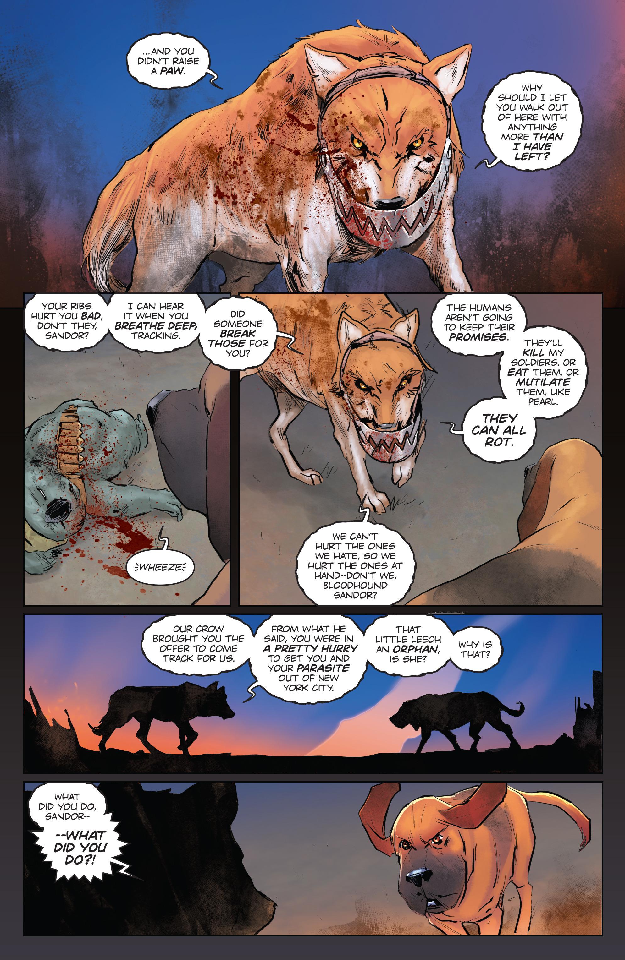 Read online Animosity comic -  Issue #4 - 15