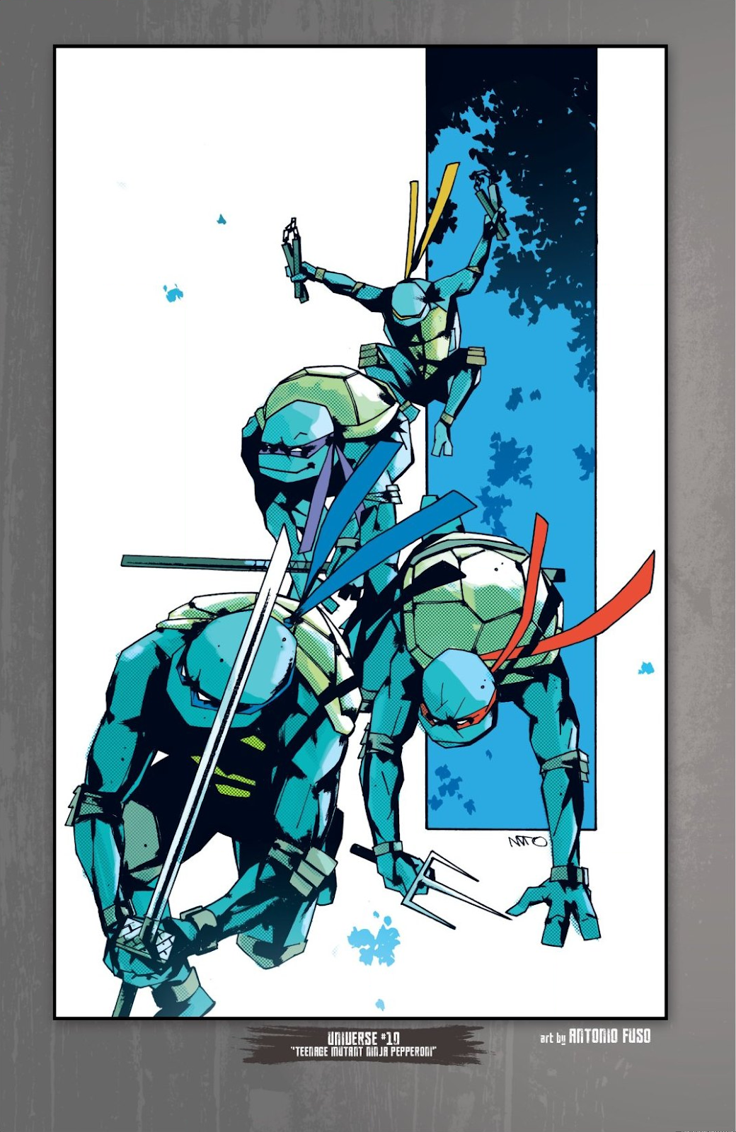 Read online Teenage Mutant Ninja Turtles: The IDW Collection comic -  Issue # TPB 8 (Part 4) - 14