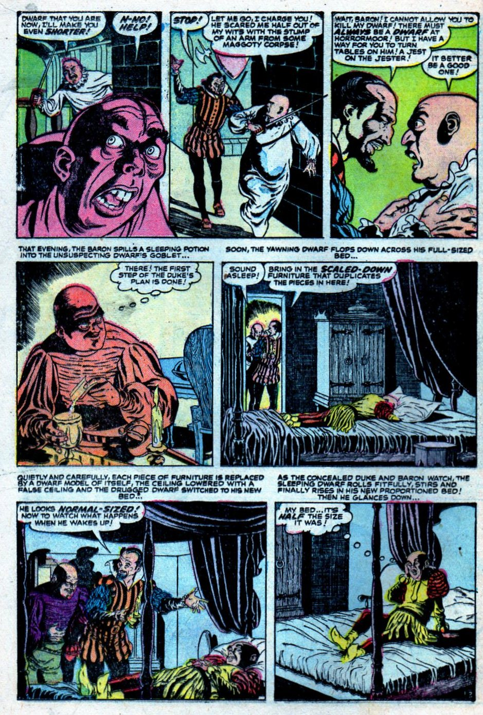 Read online Adventures into Weird Worlds comic -  Issue #27 - 13