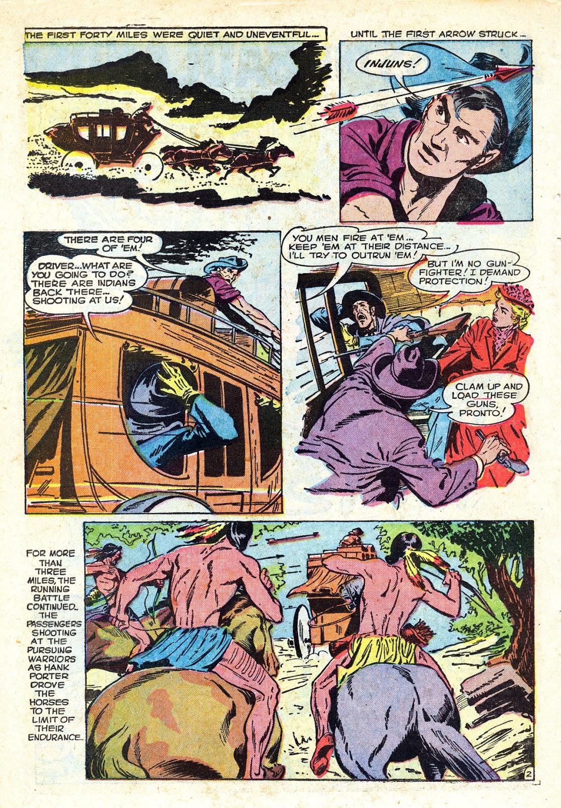Gunsmoke Western issue 34 - Page 22