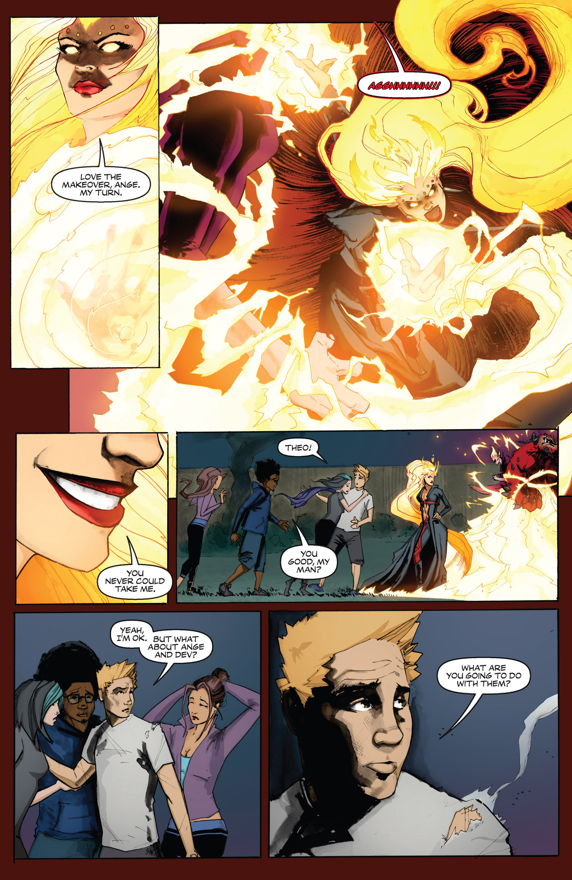 Read online Shrugged (2013) comic -  Issue #4 - 16