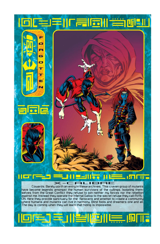 Read online Age of Apocalypse: The Chosen comic -  Issue #Age of Apocalypse: The Chosen Full - 14