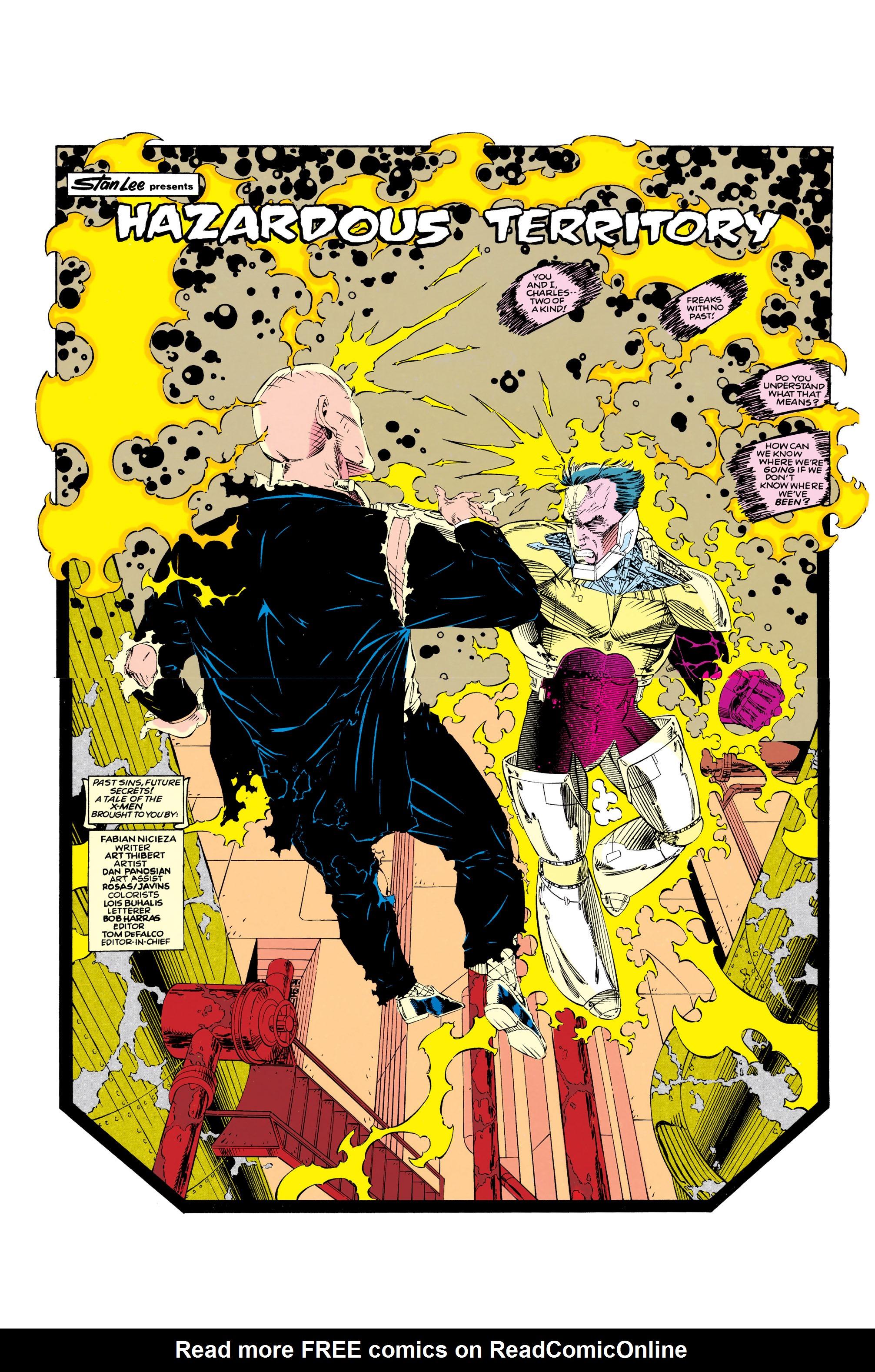 X-Men (1991) 13 Page 2