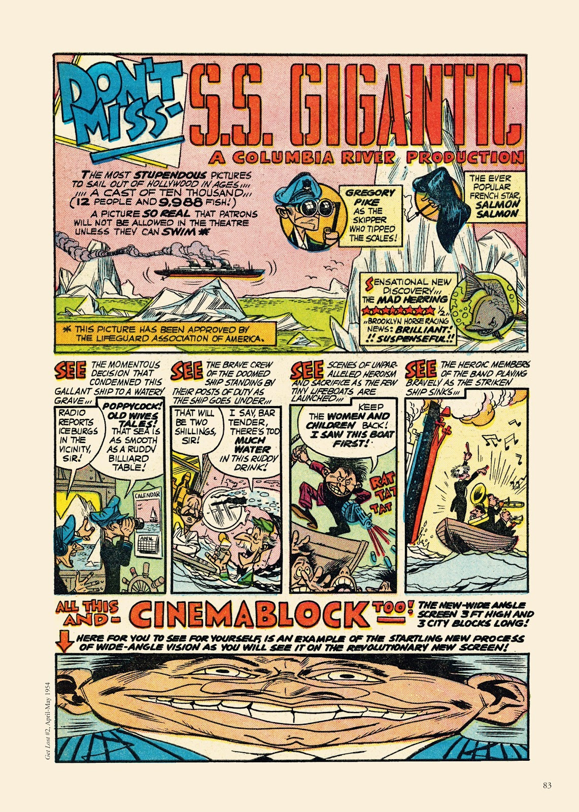 Read online Sincerest Form of Parody: The Best 1950s MAD-Inspired Satirical Comics comic -  Issue # TPB (Part 1) - 84