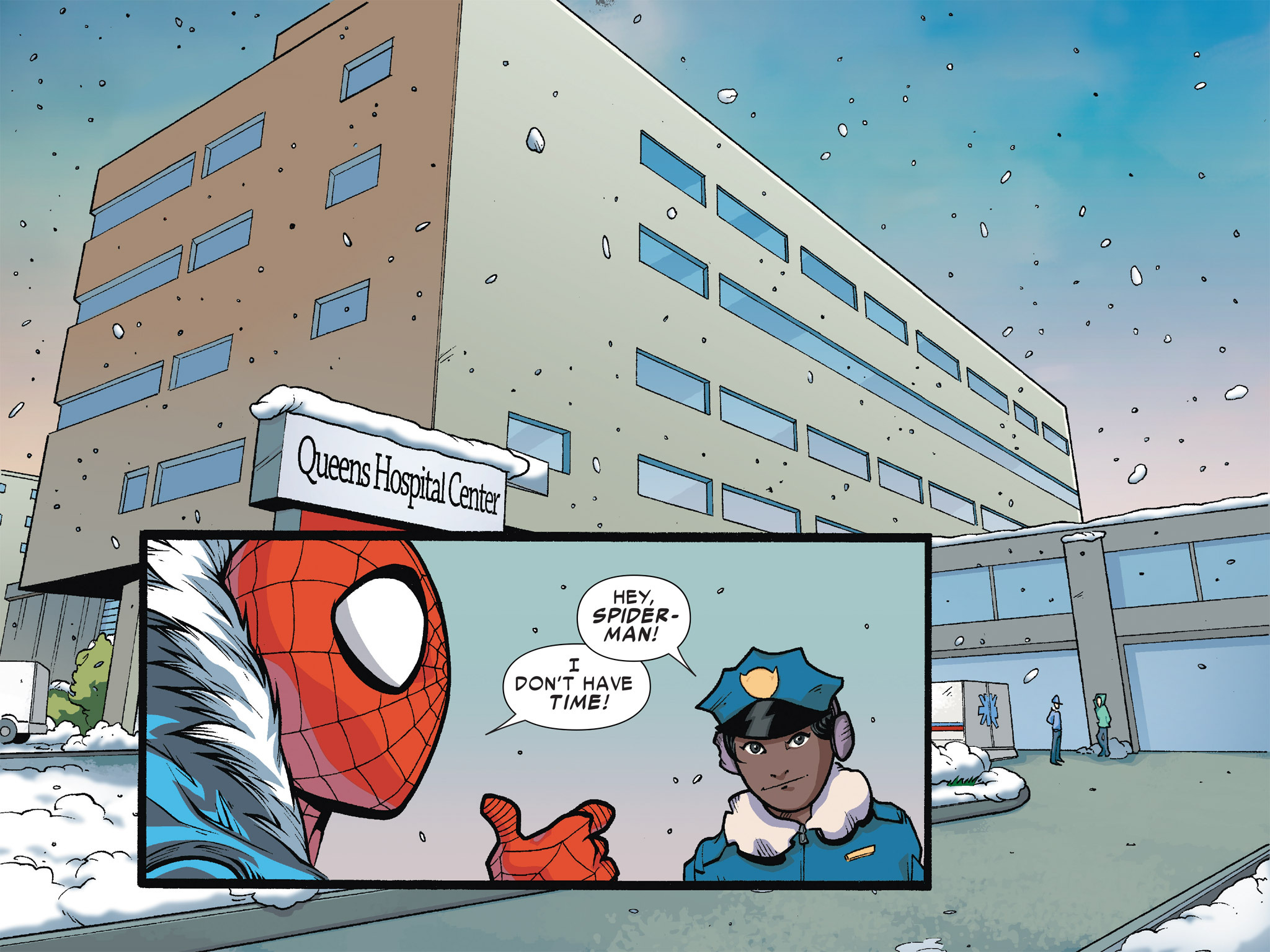 Read online Ultimate Spider-Man (Infinite Comics) (2016) comic -  Issue #7 - 20