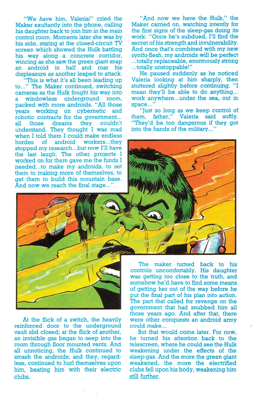 Read online Hulk: From The Marvel UK Vaults comic -  Issue # TPB (Part 3) - 20