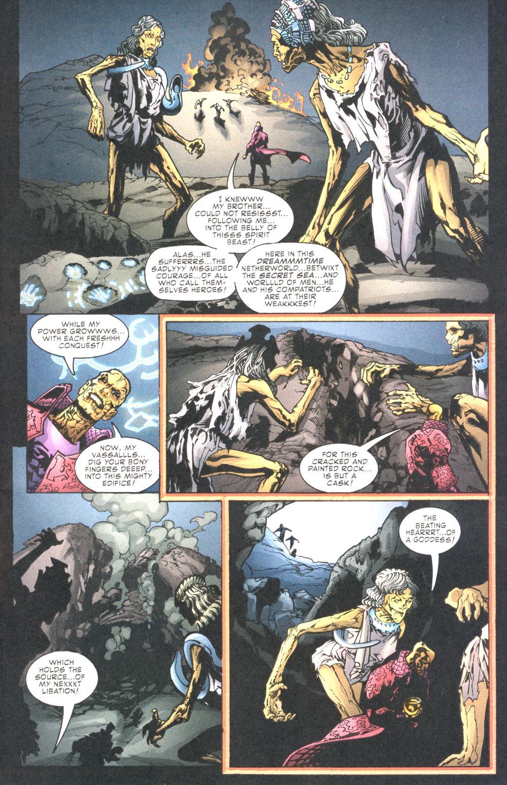 Read online Aquaman (2003) comic -  Issue #10 - 7