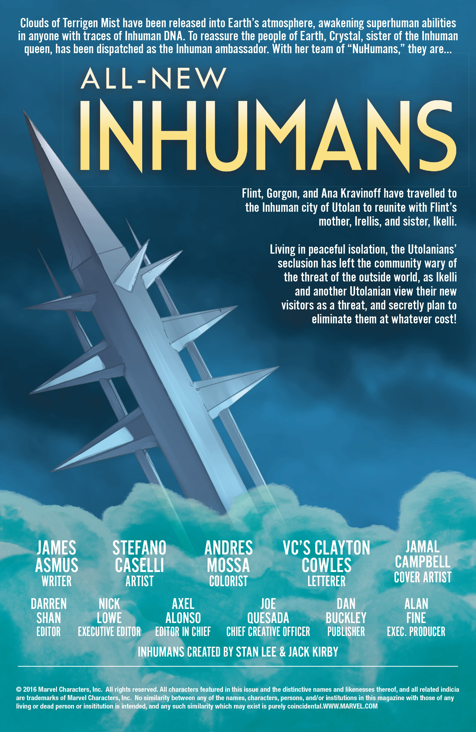 Read online All-New Inhumans comic -  Issue #8 - 2
