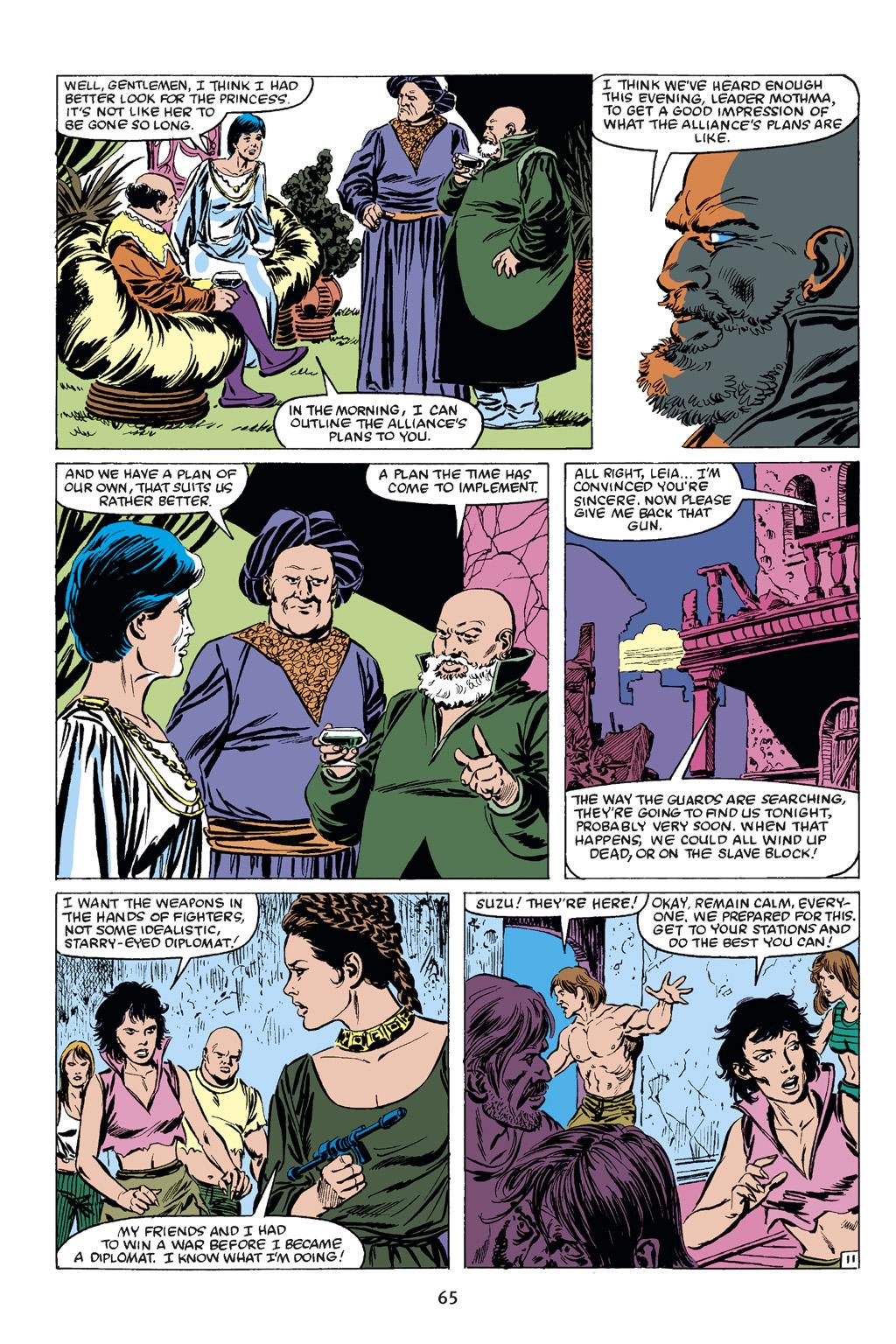 Read online Star Wars Omnibus comic -  Issue # Vol. 21 - 62