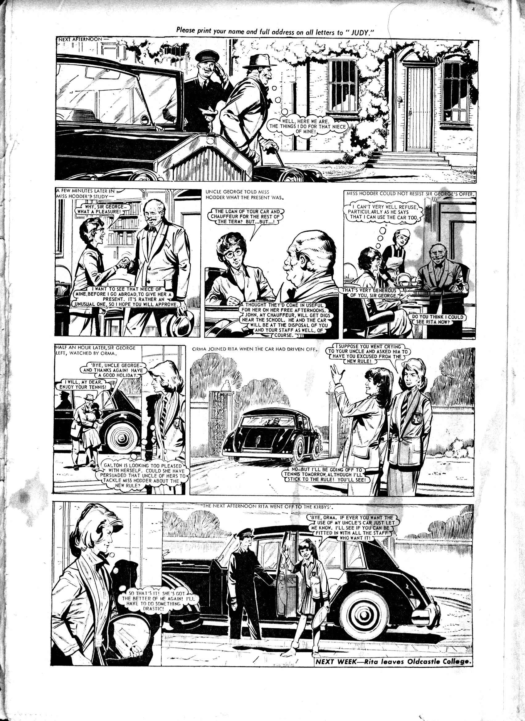 Read online Judy comic -  Issue #813 - 28