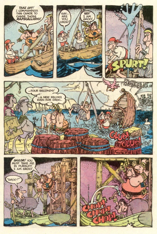 Read online Sergio Aragonés Groo the Wanderer comic -  Issue #7 - 10