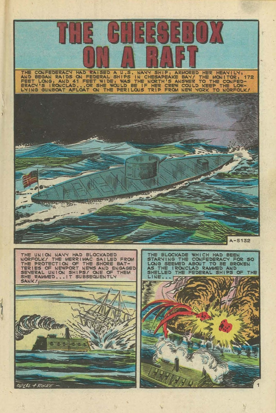 Read online Fightin' Navy comic -  Issue #129 - 19