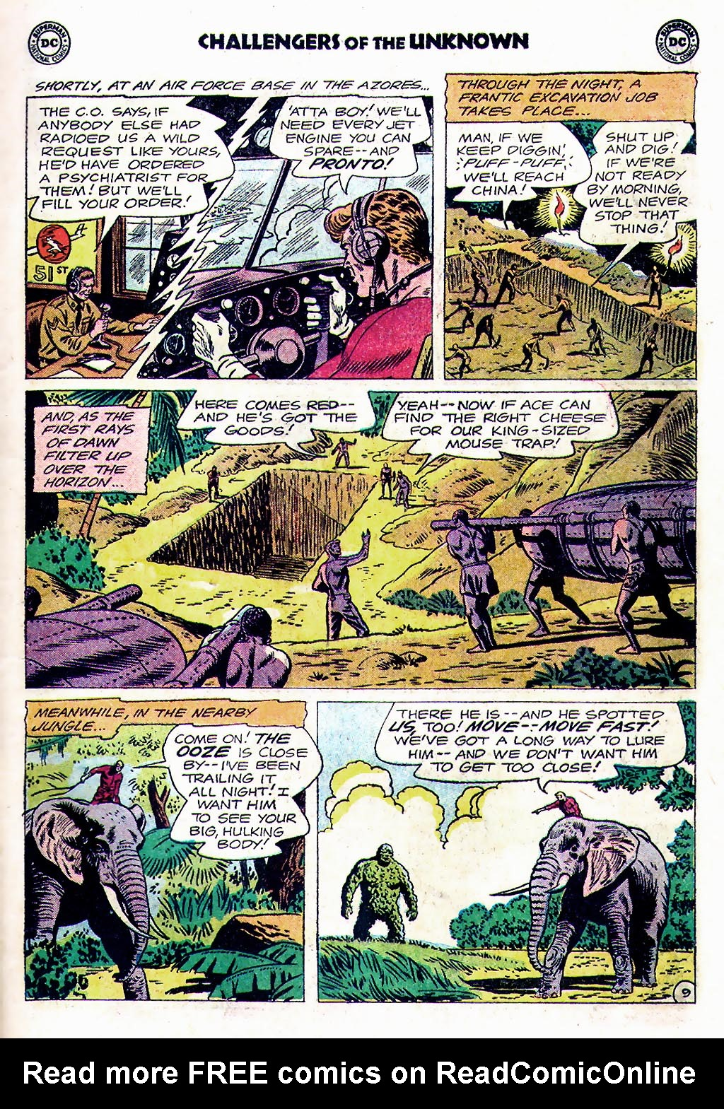 Challengers of the Unknown (1958) issue 38 - Page 11