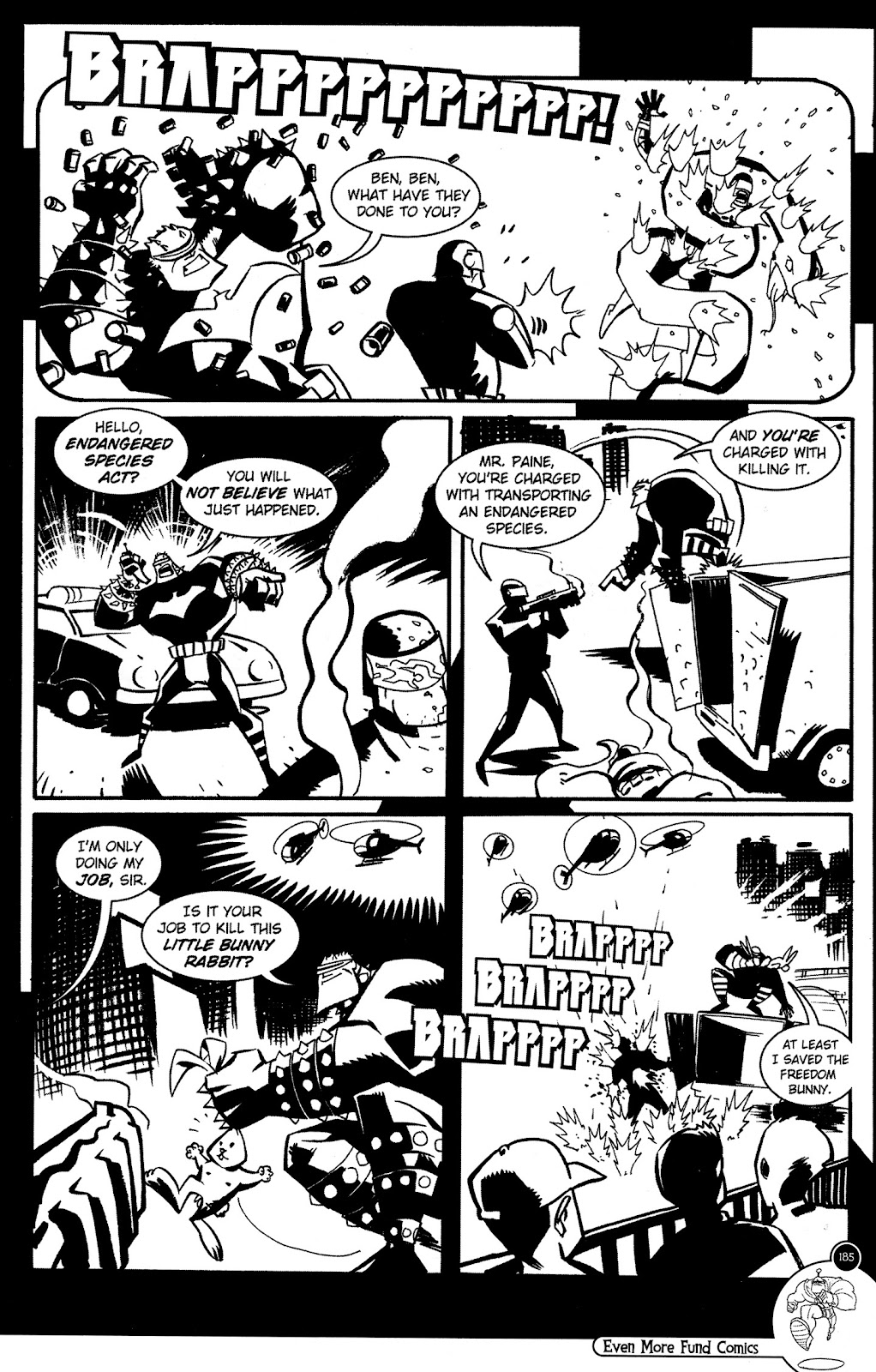 Read online Even More Fund Comics comic -  Issue # TPB (Part 2) - 88