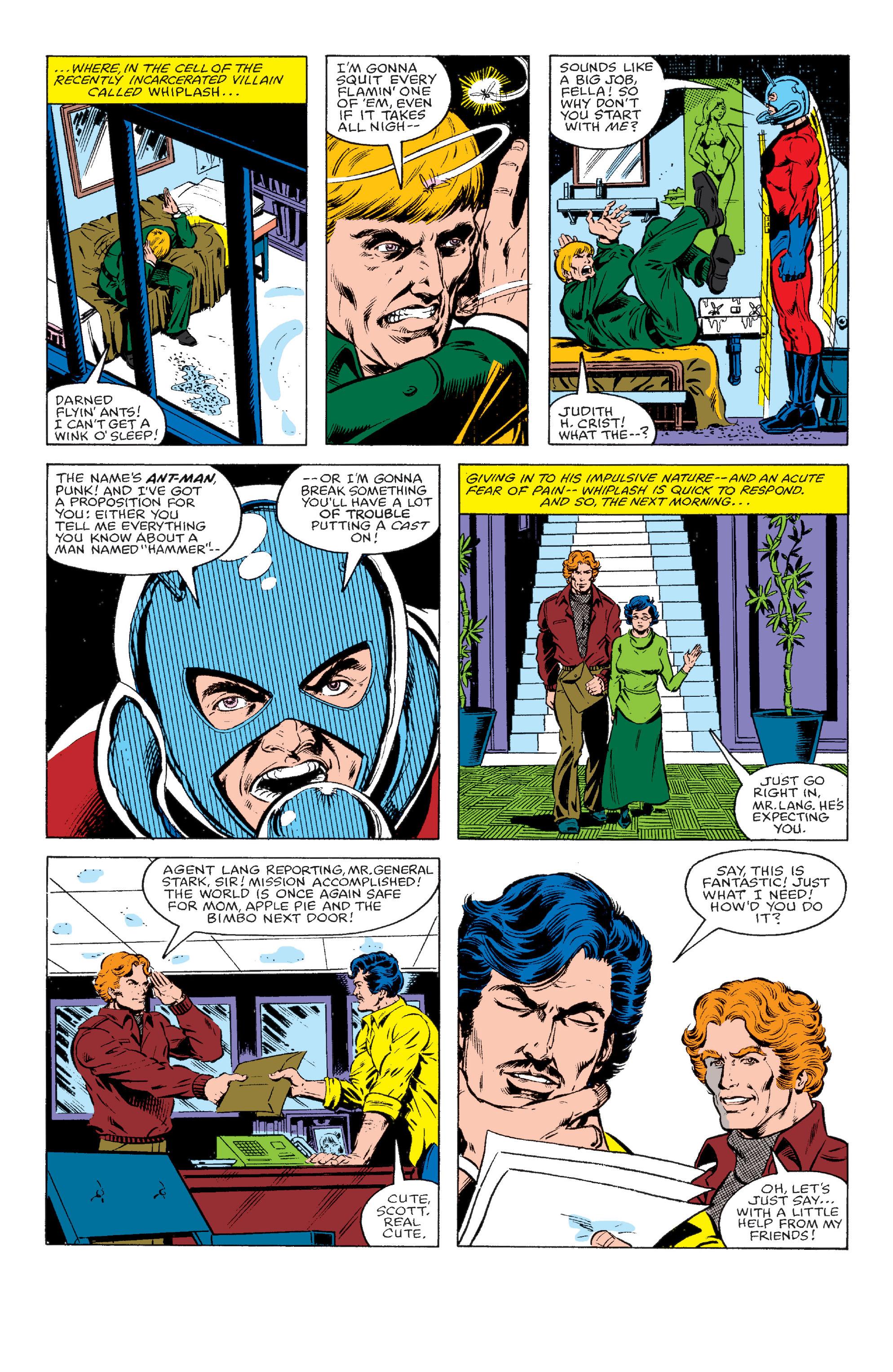 Read online Ant-Man: Scott Lang comic -  Issue #Ant-Man: Scott Lang TPB - 42