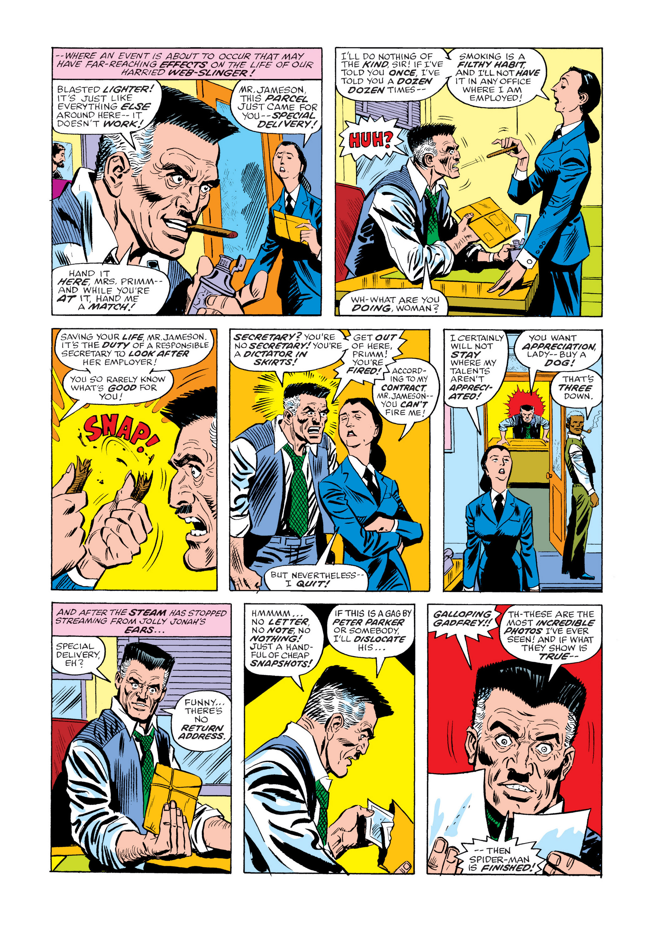 The Amazing Spider-Man (1963) 160 Page 8