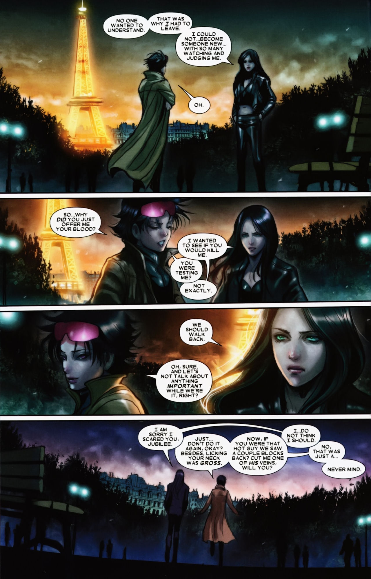 Read online X-23 (2010) comic -  Issue #11 - 7