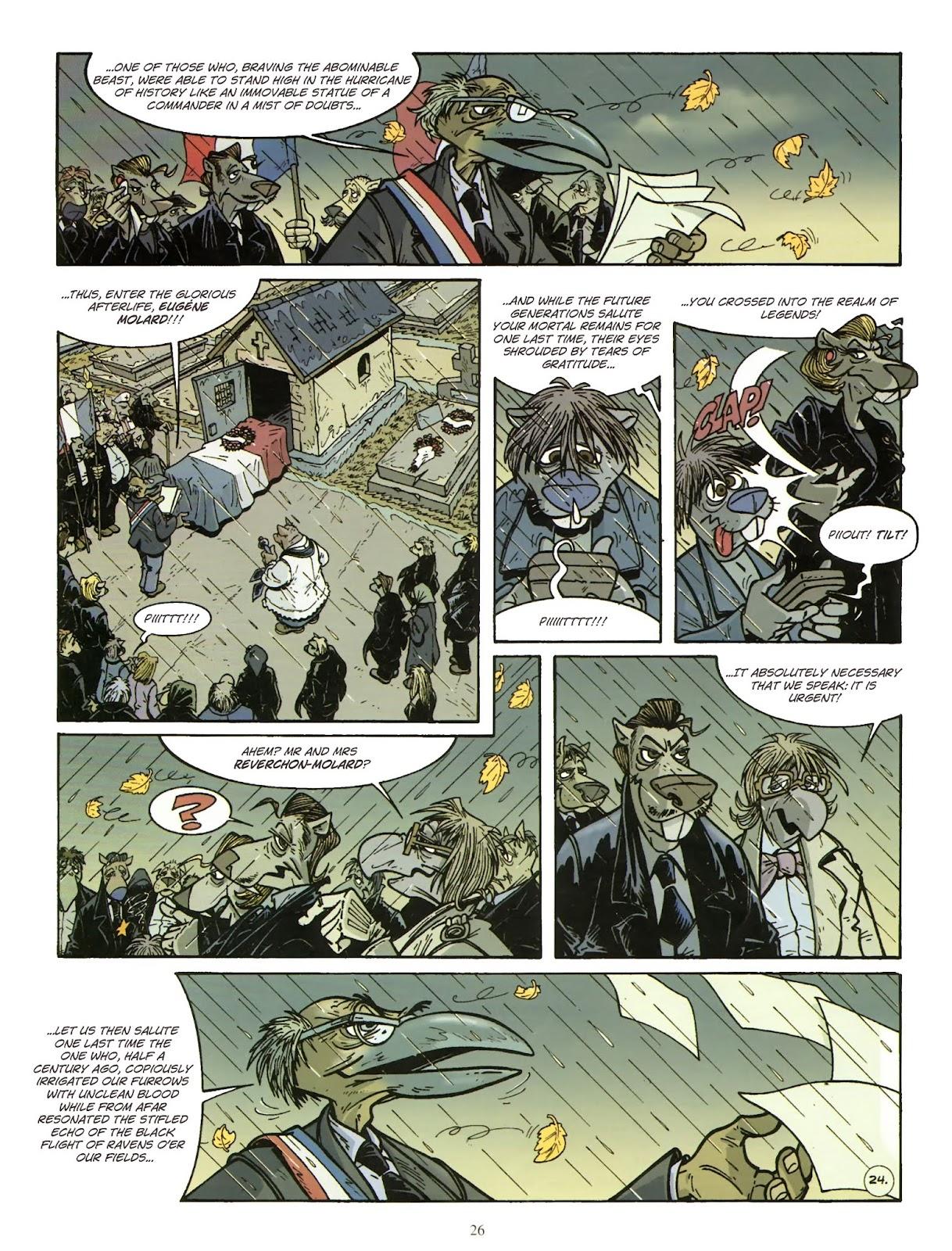 Une enquête de l'inspecteur Canardo issue 11 - Page 27