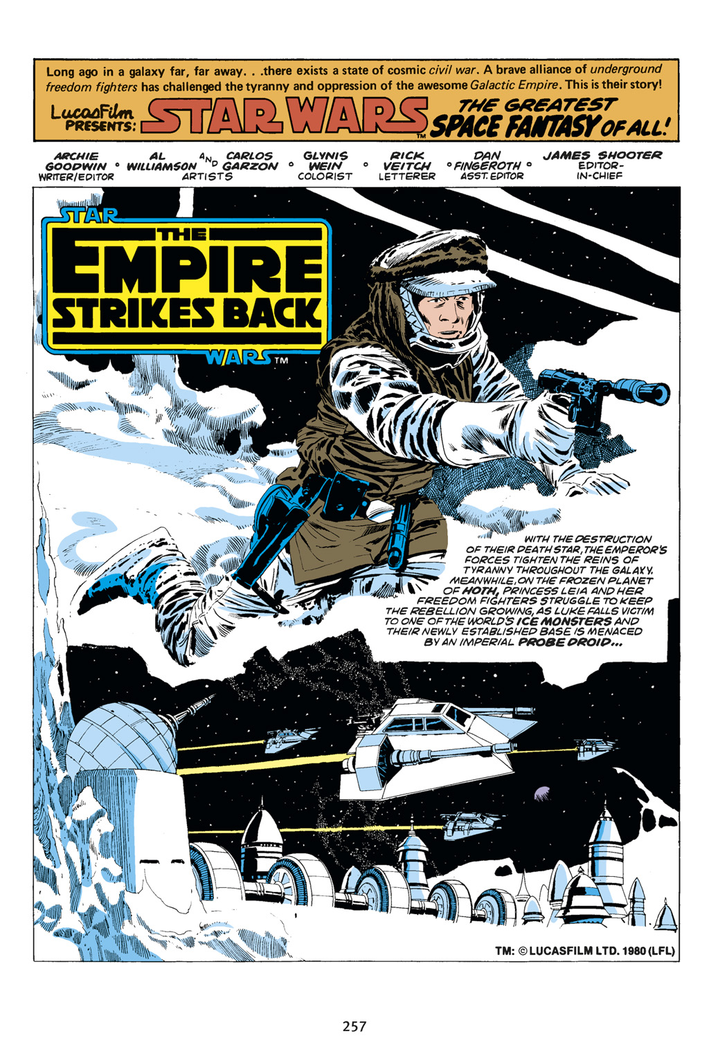 Read online Star Wars Omnibus comic -  Issue # Vol. 14 - 255