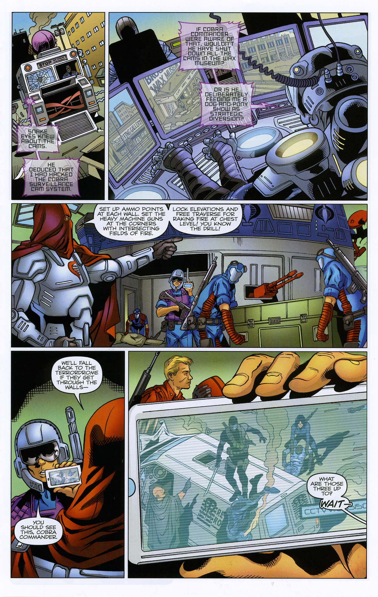 G.I. Joe: A Real American Hero 178 Page 9