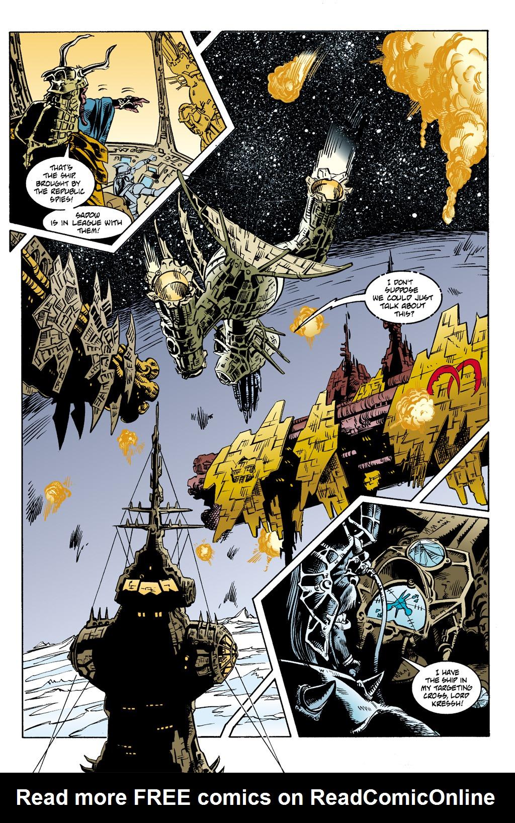 Read online Star Wars Omnibus comic -  Issue # Vol. 4 - 125