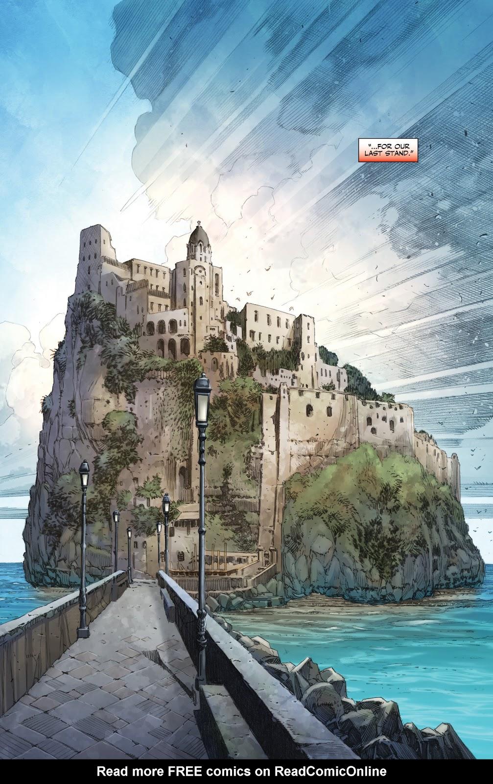 Read online X-O Manowar (2017) comic -  Issue #25 - 3