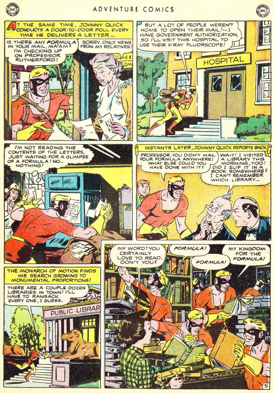Read online Adventure Comics (1938) comic -  Issue #146 - 45