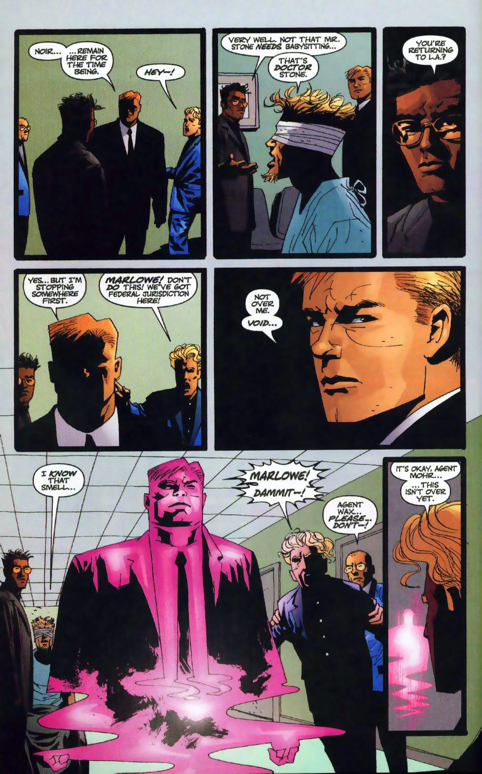 Wildcats (1999) Issue #17 #18 - English 20