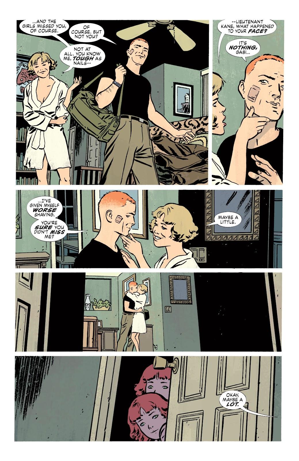 Read online Detective Comics (1937) comic -  Issue # _TPB Batwoman - Elegy (Part 1) - 88