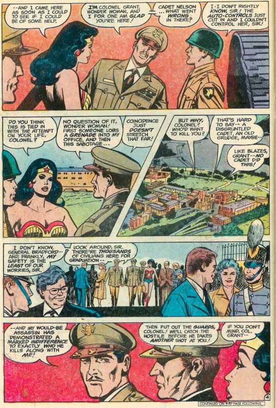 Read online Wonder Woman (1942) comic -  Issue #258 - 5