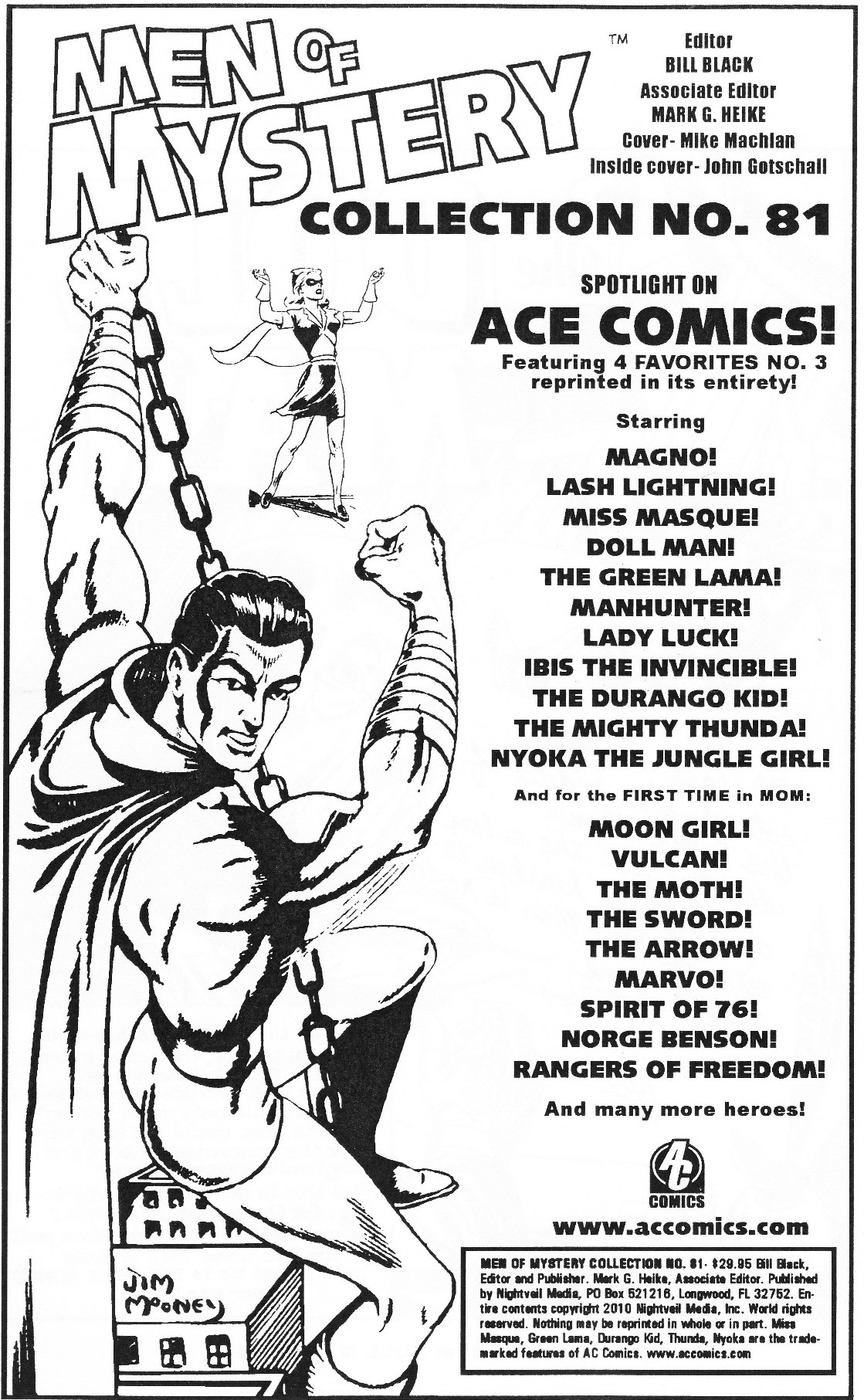 Read online Men of Mystery Comics comic -  Issue #81 - 3