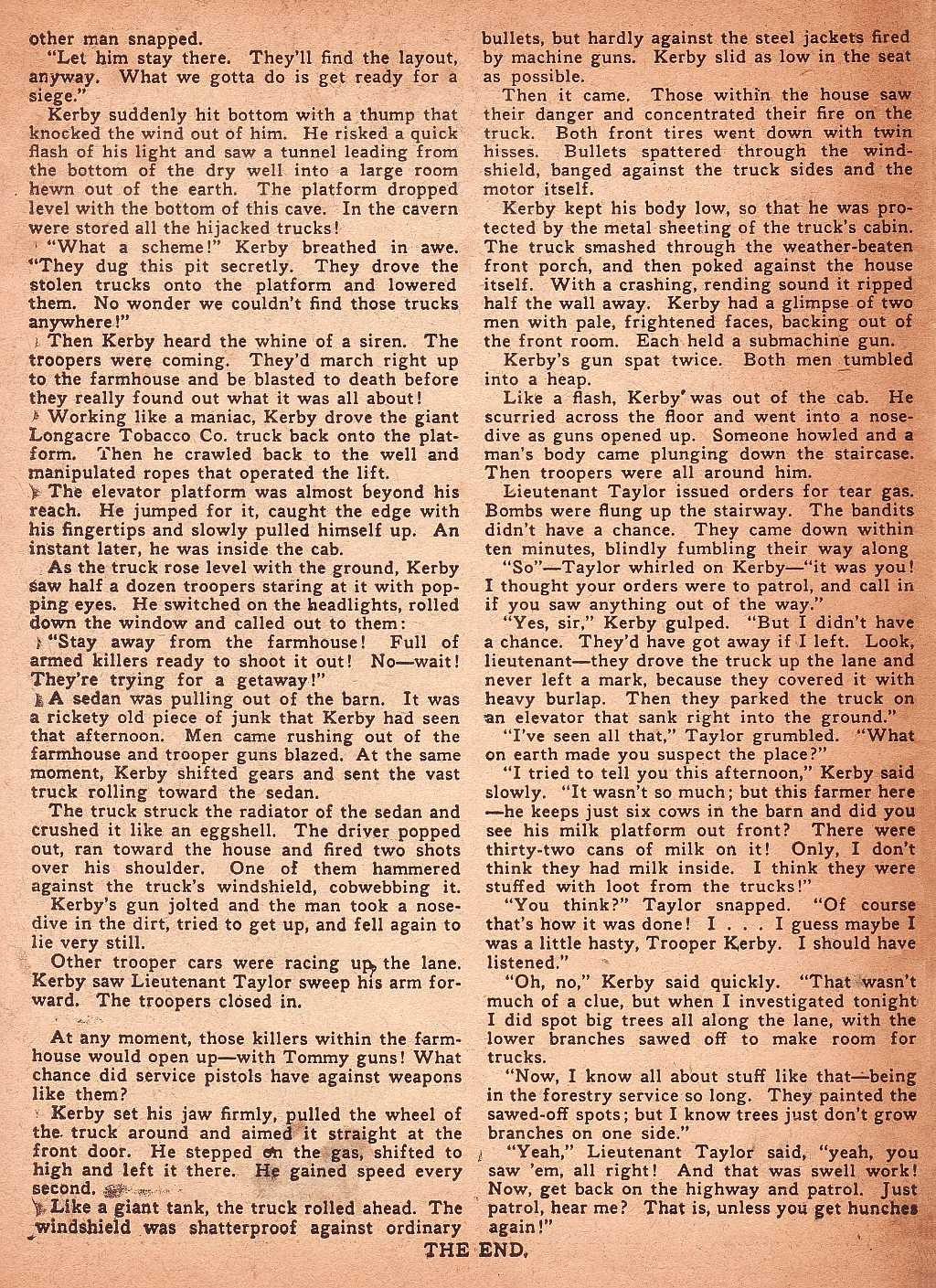 Read online Super-Magician Comics comic -  Issue #2 - 64