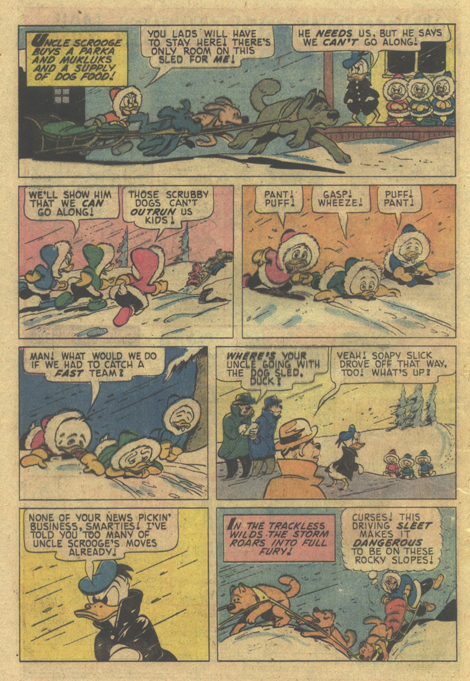 Read online Uncle Scrooge (1953) comic -  Issue #124 - 20