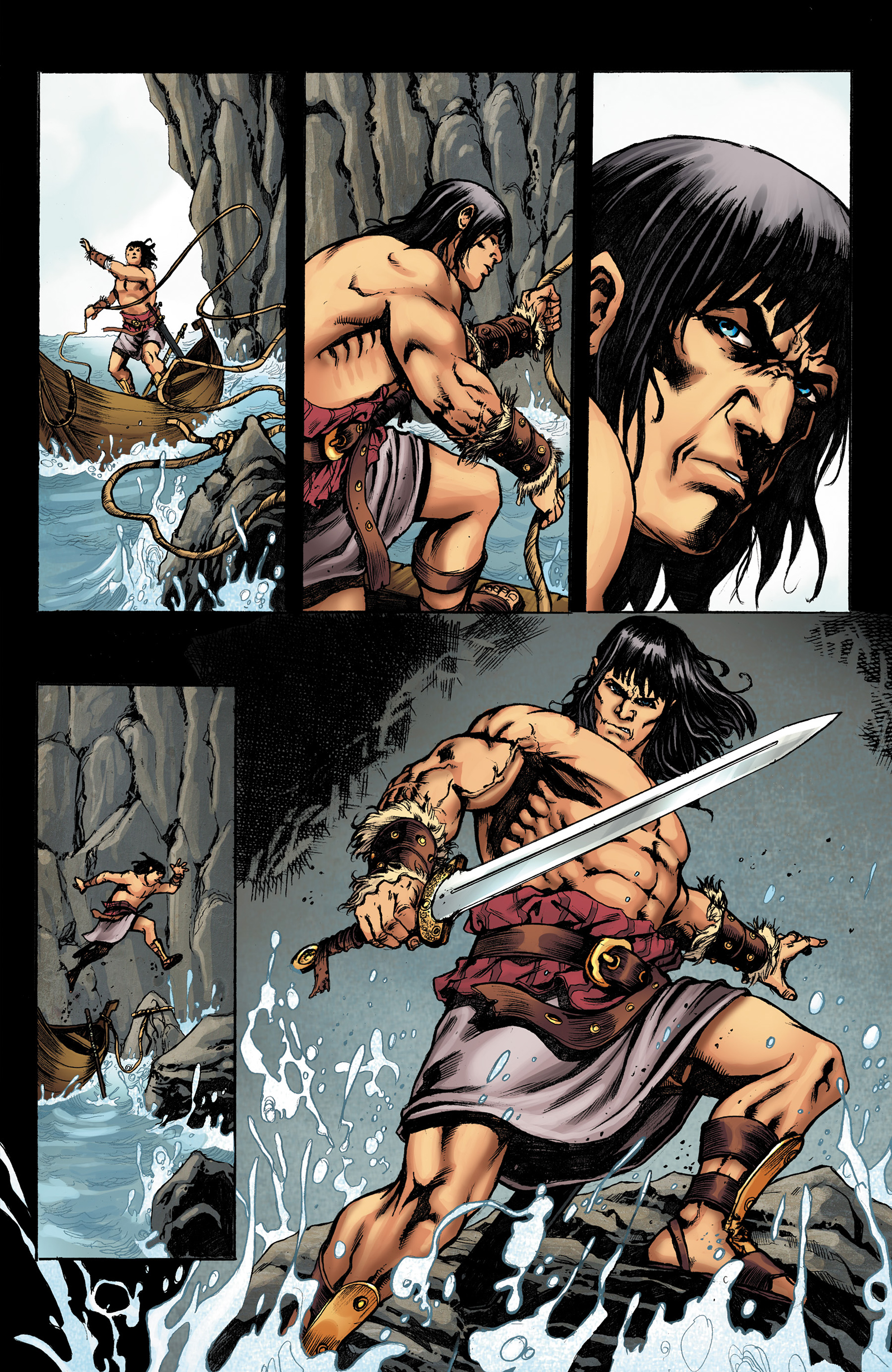 Read online Conan The Slayer comic -  Issue #8 - 22