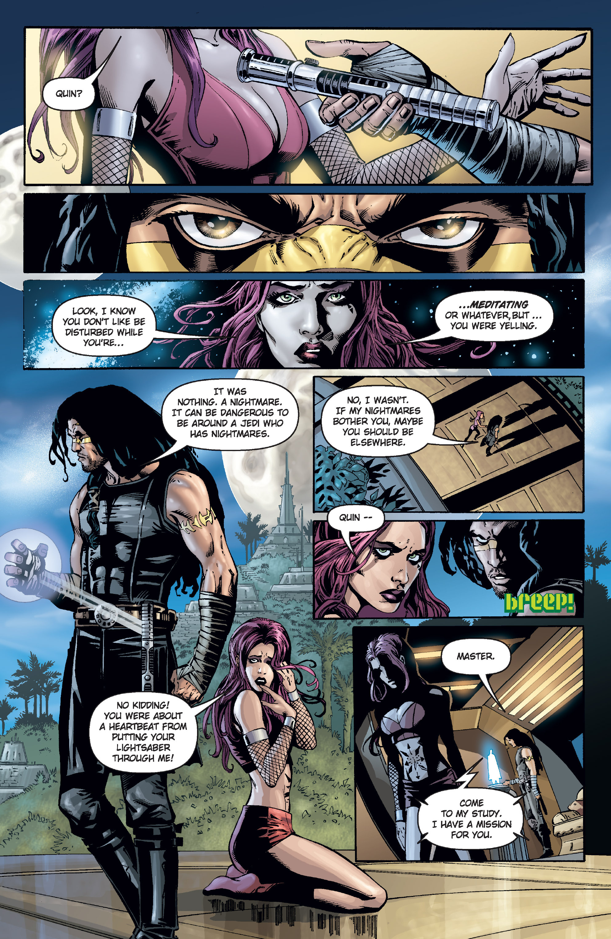 Read online Star Wars Omnibus comic -  Issue # Vol. 24 - 388