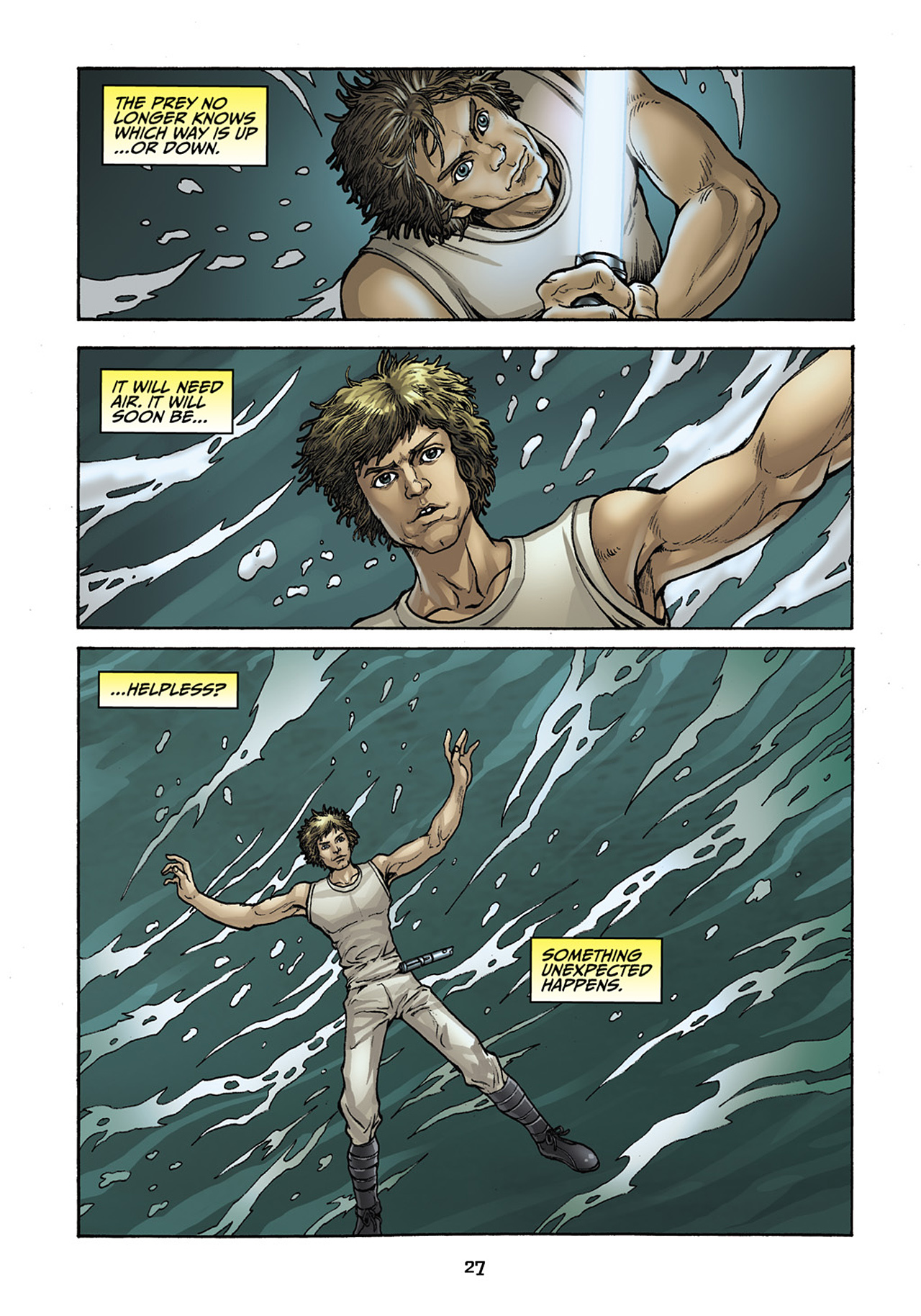 Read online Star Wars Omnibus comic -  Issue # Vol. 33 - 189