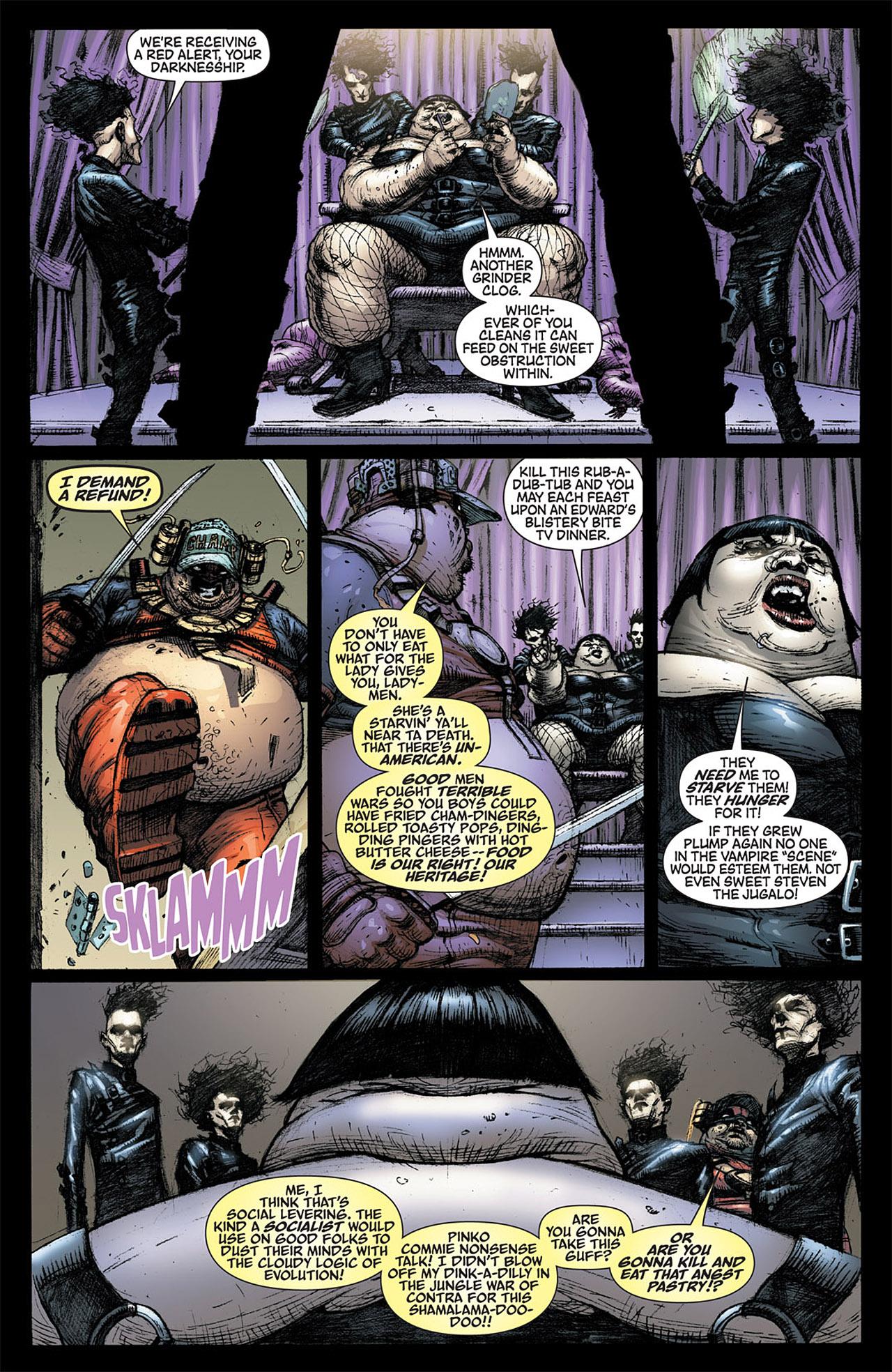 Uncanny X-Force (2010) #25 #27 - English 38