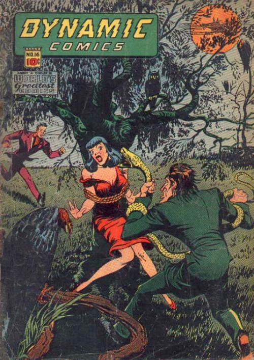 Dynamic Comics 16 Page 1
