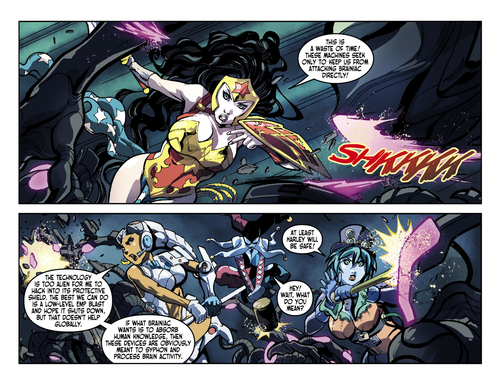 Read online Ame-Comi Girls comic -  Issue #3 - 3